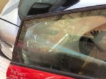 2007 AUDI A3 2.0 TDI S LINE 5DR SPORTBACK OSR DRIVER REAR DOOR GLASS BREAKING
